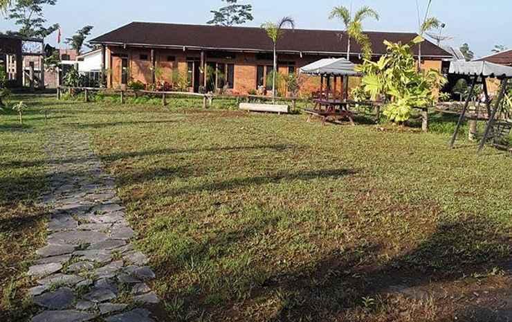 @Niek Homestay Wonosobo - Main House