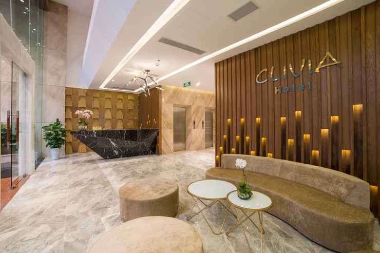 LOBBY Clivia Hotel and Suite