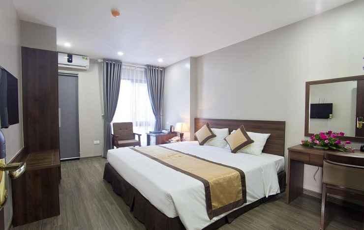 BEDROOM Victor Hanoi Hotel