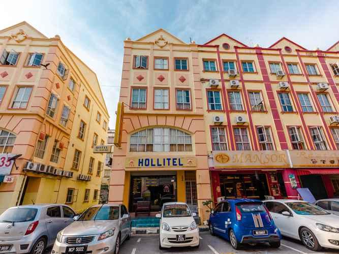EXTERIOR_BUILDING Hollitel Hotel Melaka
