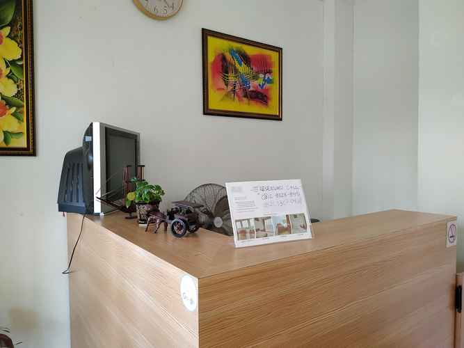 LOBBY Arafah Guest House Lahat