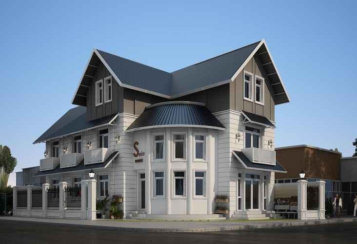 EXTERIOR_BUILDING Sele House
