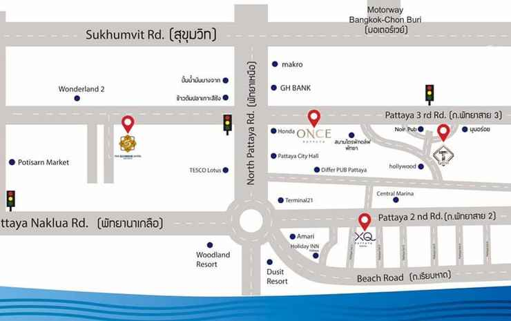 XQ Pattaya Hotel Chonburi -