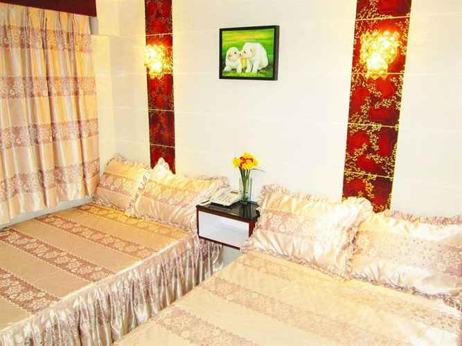 BEDROOM Peace Guest House - Hong Kong