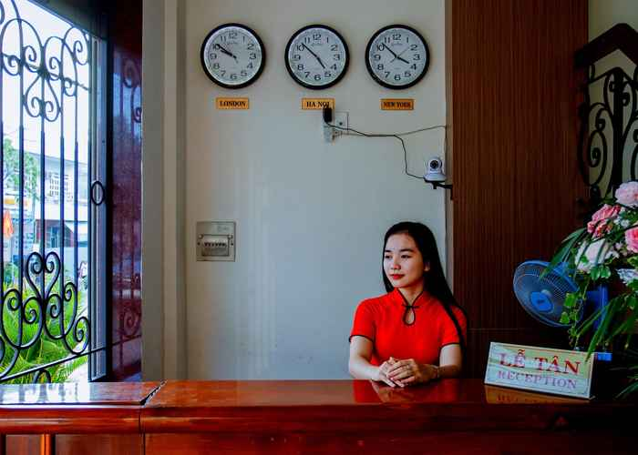 LOBBY Hoang Long Apartment