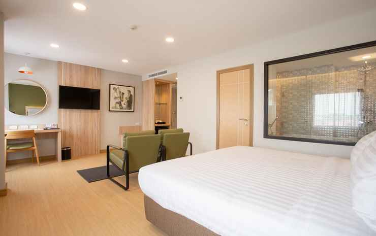 Best Western Prime Square Chiang Mai - Deluxe Room  Included Breakfast