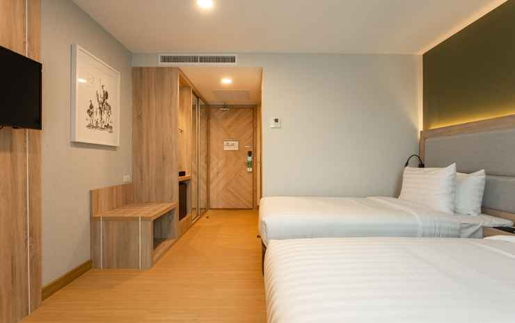 Best Western Prime Square Chiang Mai - Superior Twin Room  Included Breakfast