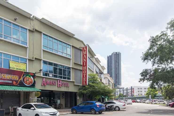 EXTERIOR_BUILDING Amani Hotel