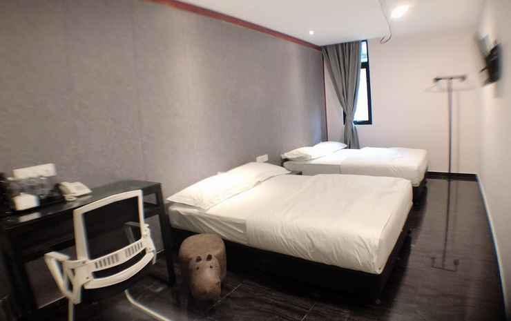 M design Hotel @ Taman Pertama  Kuala Lumpur - Deluxe Family