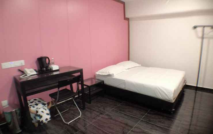 M design Hotel @ Taman Pertama  Kuala Lumpur - Superior Queen