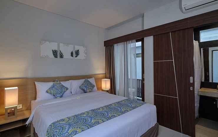 Gili Kama Lombok - Deluxe Double Poolside Room