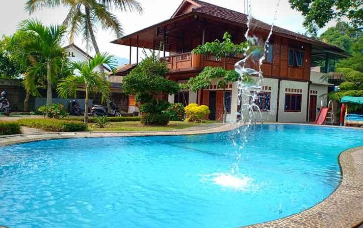 Villa Anjung Balak Puncak Bogor - Villa Executive 4 Bedroom