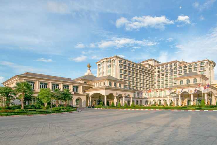 Garden City Hotel Ponhea Lueu Low Rates 2020 Traveloka