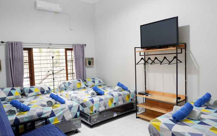 OsteL By OstiC Bandung - Family Room For 6 Persons