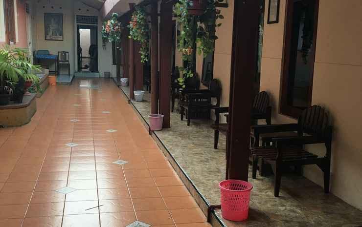 Hotel Nugraha Yogyakarta Yogyakarta - Kamar Double Ekonomi