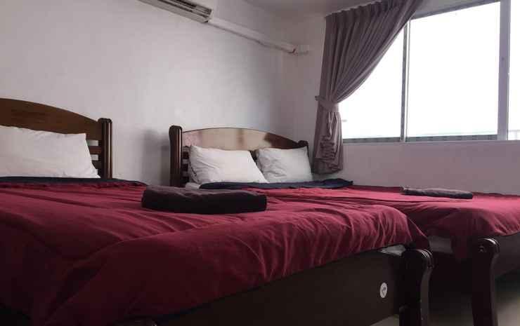 Al-sana Guesthouse Bangkok - Standard Triple