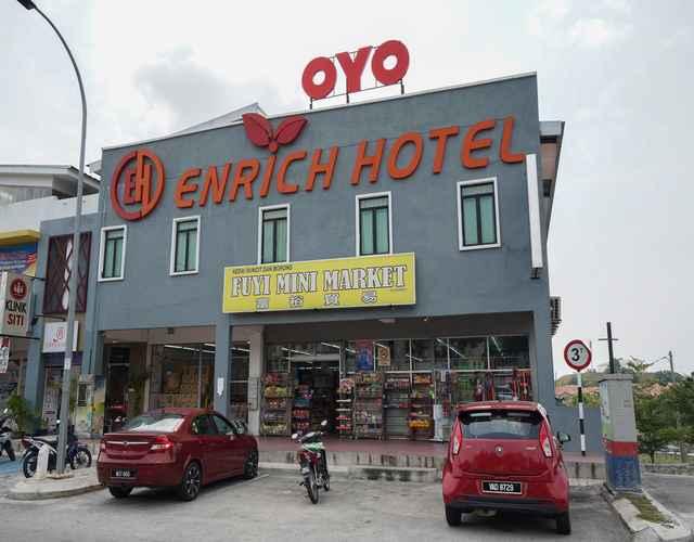 EXTERIOR_BUILDING Enrich Hotel Saujana Utama