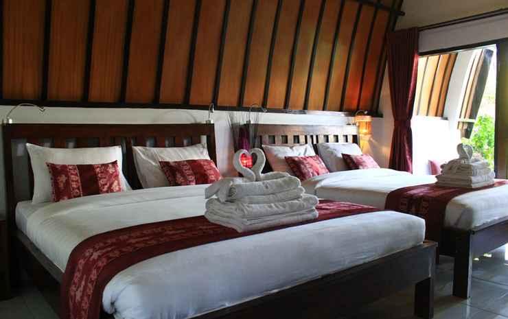 Turtle Beach Hotel Lombok - Family Room