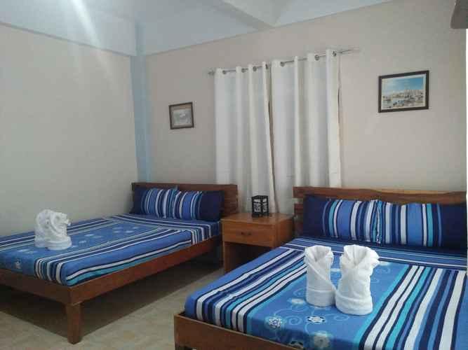 BEDROOM Emy's Place Coron Palawan