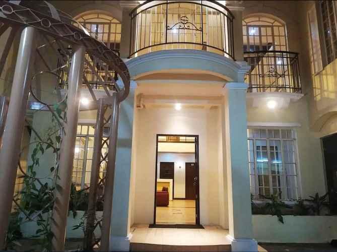EXTERIOR_BUILDING Mang Ben Dormitory