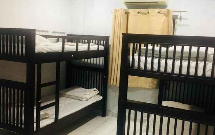 Comfortel @ Sports Arena Sentosa Kuala Lumpur - Quadruple Room
