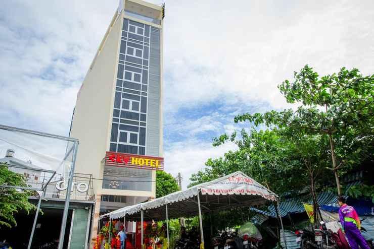 EXTERIOR_BUILDING Sky Hotel 184