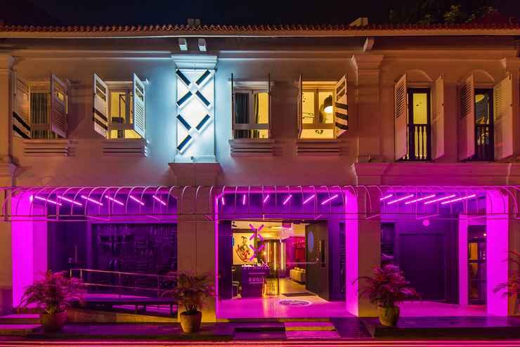 EXTERIOR_BUILDING XY Hotel Bugis by Asanda Hotels and Resorts