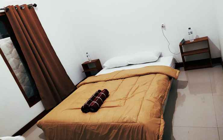 ZZZ Bed and Breakfast Lombok - Double bed