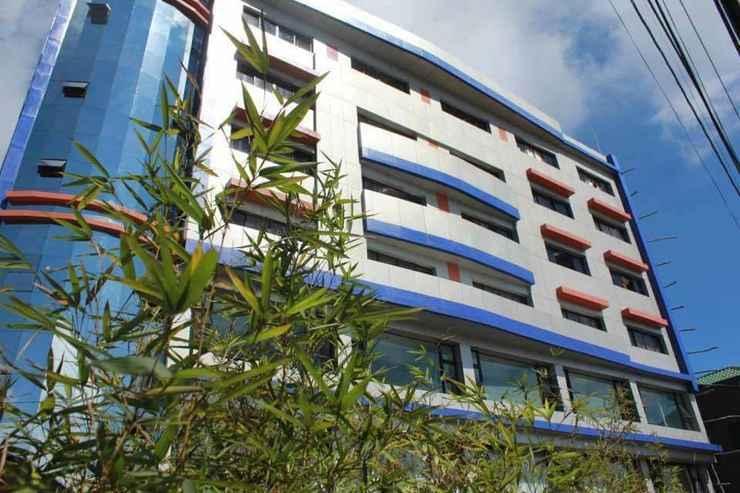 EXTERIOR_BUILDING Romel Suites Baguio