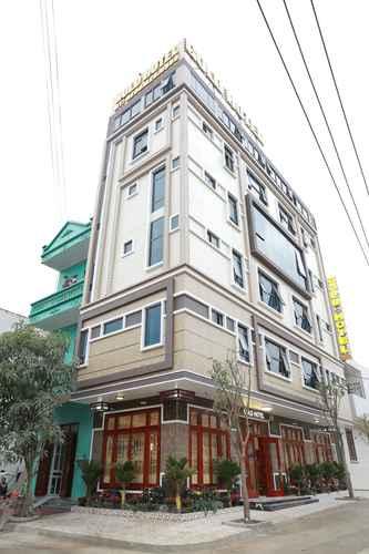 EXTERIOR_BUILDING Gold Hotel