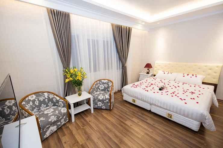 BEDROOM Little Hanoi Deluxe Hotel