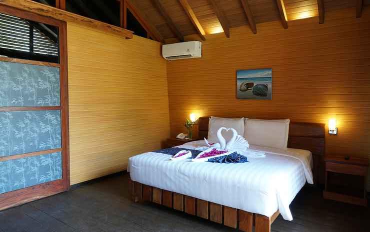 Wah Resort Gili Trawangan Lombok - Double Room with Garden View