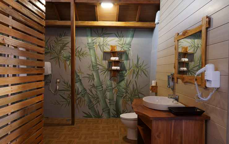 Wah Resort Gili Trawangan Lombok -