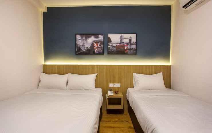 Hotel Insuna Johor - Triple Room