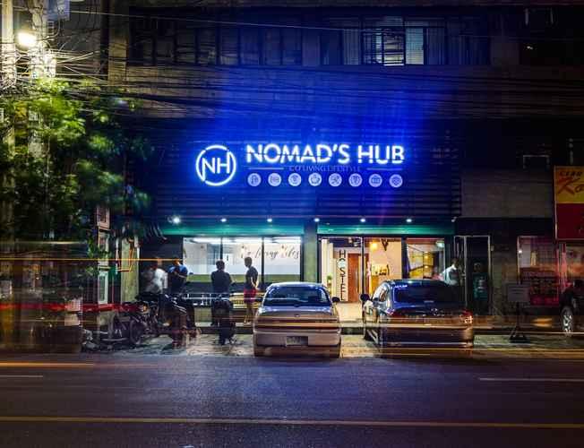 EXTERIOR_BUILDING Nomads Hub Coliving Hostel Cebu