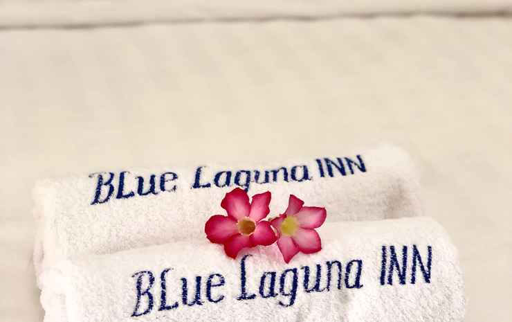 Blue Laguna Inn Jepara - Double bed with terrace and partial sea view