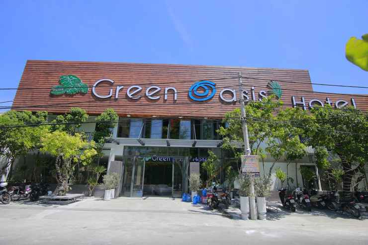 EXTERIOR_BUILDING Green Oasis Hotel