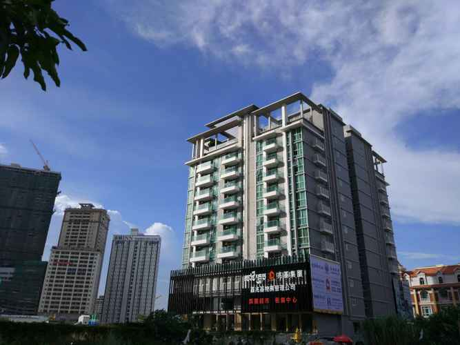 EXTERIOR_BUILDING CA&SA Serviced Apartment