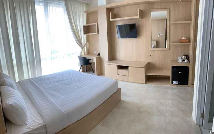 D'Padmaya Residence Jakarta - Deluxe Queen View