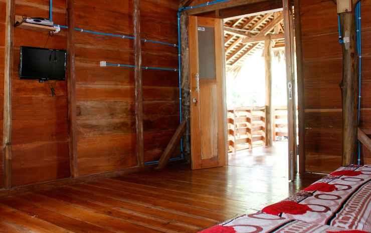 Pondok Cowet  Rumah Kayu Pangandaran - Villa Kayu