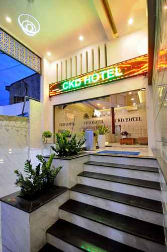 EXTERIOR_BUILDING CKD Hotel