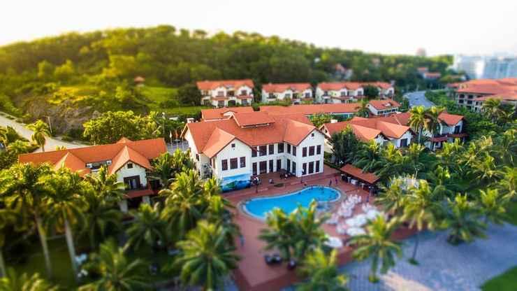 EXTERIOR_BUILDING Khách sạn Tuần Châu Resort Hạ Long