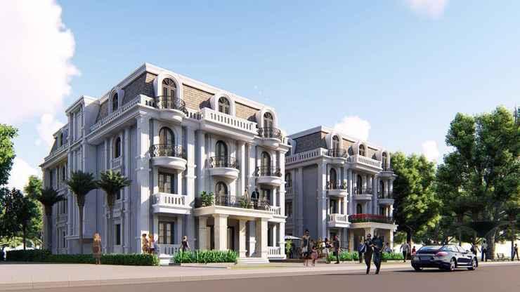 EXTERIOR_BUILDING La Sera Suites Nha Trang