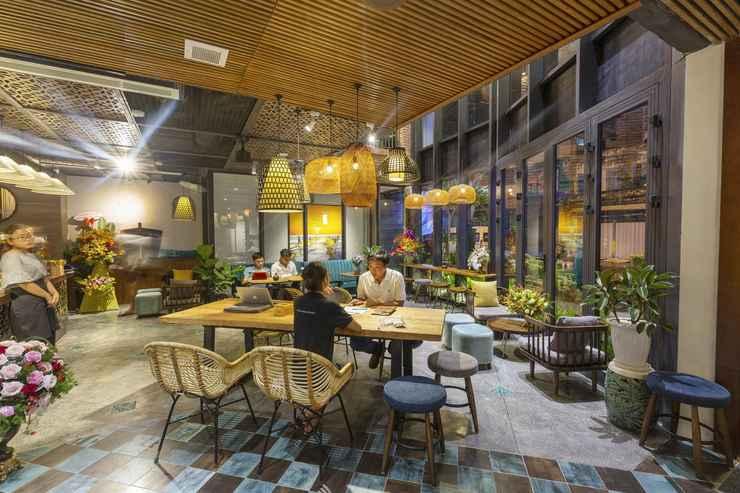 LOBBY Seahorse Hostel & Bar by HAVI