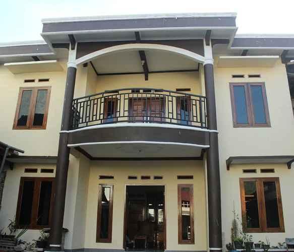 EXTERIOR_BUILDING Homestay Bukitmas Syariah