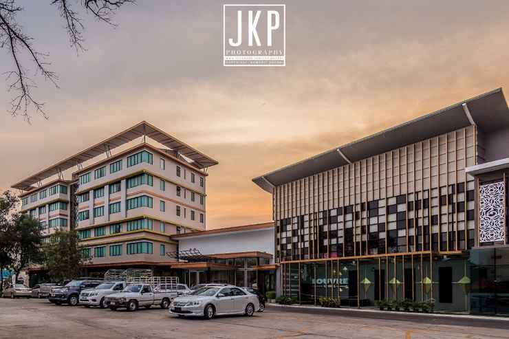 EXTERIOR_BUILDING Gallery design Hotel