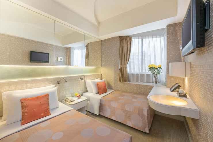 BEDROOM Silka Seaview Hotel, Hong Kong