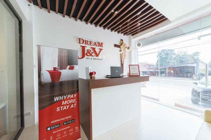 LOBBY RedDoorz Plus @ JNV Dream Hotel Subic Zambales