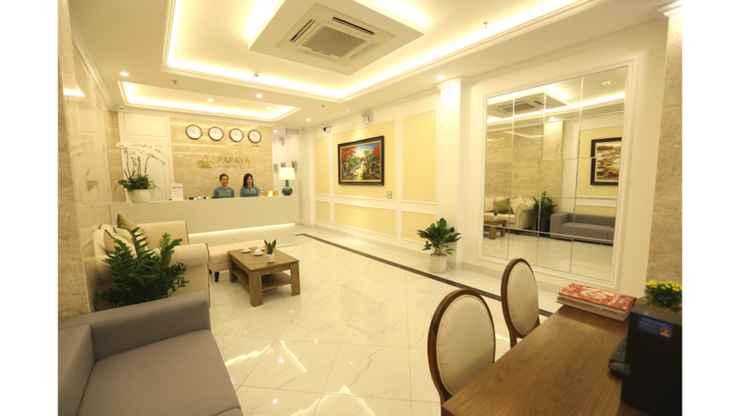 LOBBY Papaya Hotel Hanoi