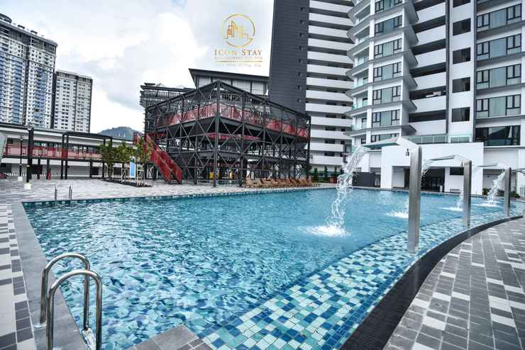 SWIMMING_POOL Geo 38 Residence Genting Highlands @ Icon Stay